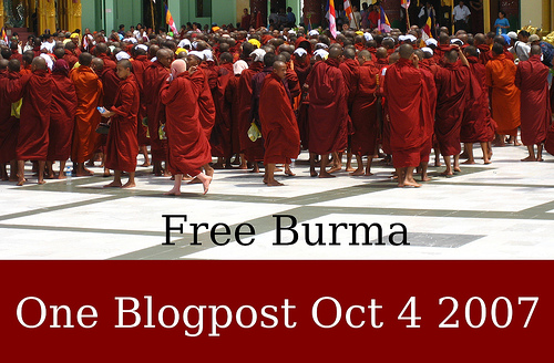 Blogpost for Burma